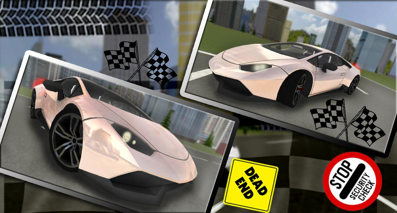 Offroad Car Drifting 3D- screenshot