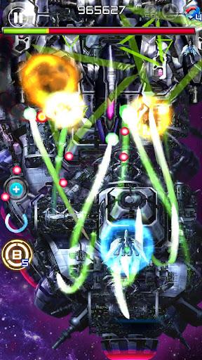 Code Triche Lightning Fighter 2 APK MOD screenshots 4