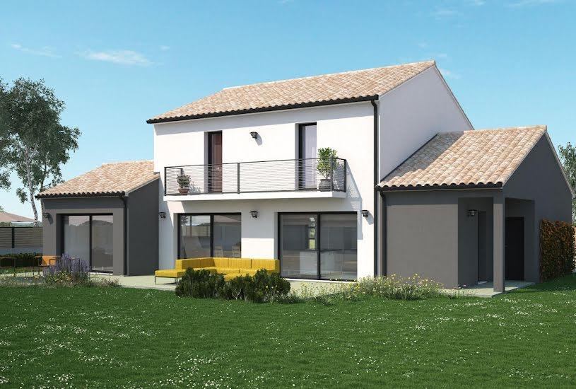 Vente Terrain + Maison - Terrain : 1900m² - Maison : 150m² à Poitiers (86000)
