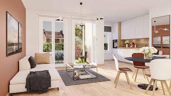 Appartement 4 pièces 70,87 m2