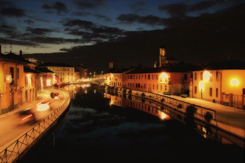 Gaggiano by night di antonioromei