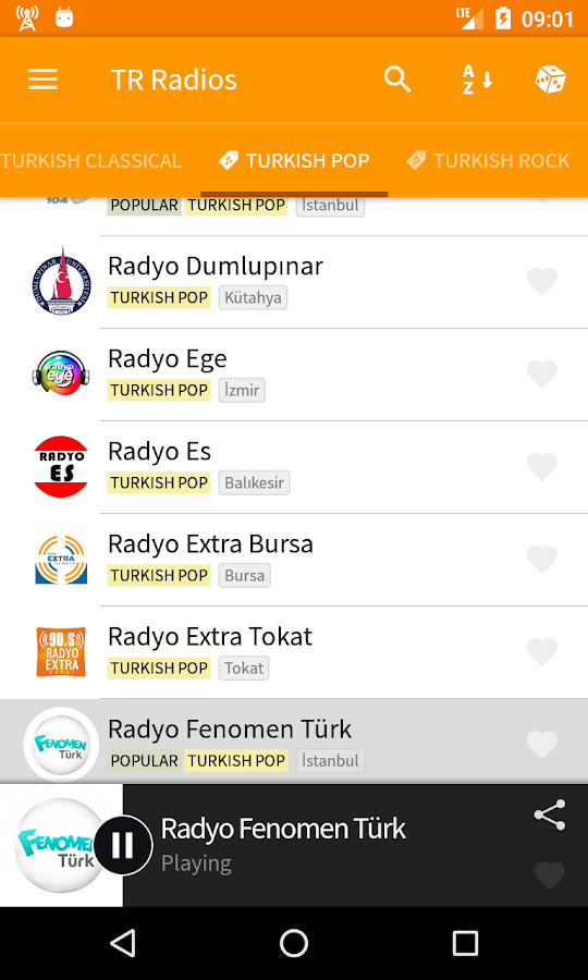 Radyo Kulesi - Turkish Radios- screenshot