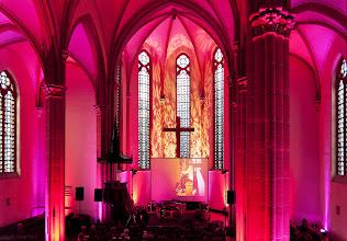 Photo: Barbara Dennerlein - 25. Intern. Jazzfestival Viersen 2011 - Kreuzkirche