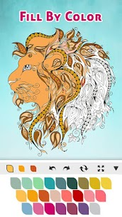 Color By Number –  Relaxing Free Coloring Book 2.9 MOD for Android 2