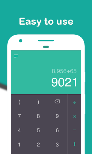 Calculator Pro 2019 - screenshot