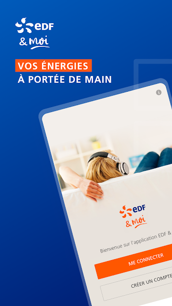 EDF & MOI Android App Screenshot