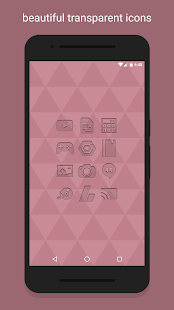 PushOn - Icon Pack Screenshot 4
