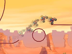 3 Bike Race Free - Top Free Game App screenshot