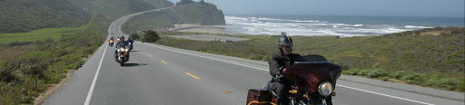 voyage à moto usa