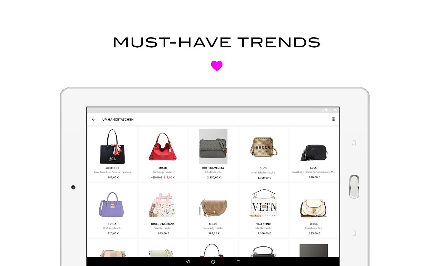 MYBESTBRANDS - Fashion, Mode & Sales Shopping App- screenshot