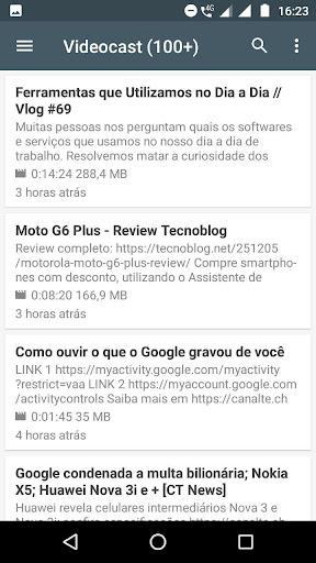 Tecnologia Agora 4.4 screenshots 4
