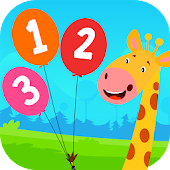 Educational Math Games for Kids - Learn Numbers