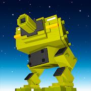 Pixel Walking Robots