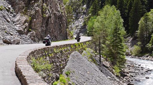 Les gorges du Tarn avec France moto voyages