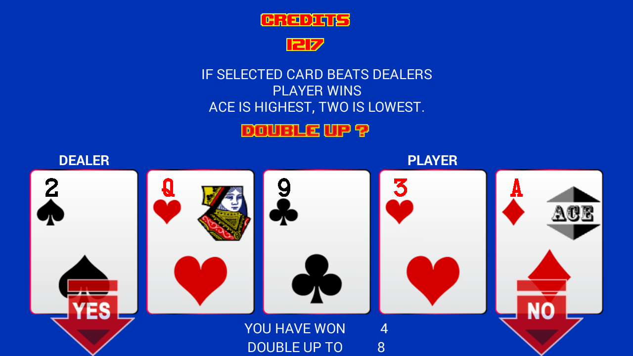 Video Poker Deuces Wild  Great Day Games