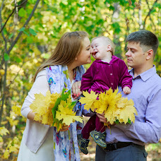 Wedding photographer Natalya Vybornova (fotonv). Photo of 07.11.2015