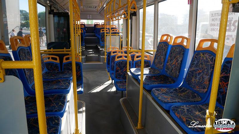 Clark Loop Bus