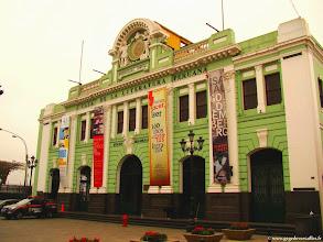 Photo: #010-Lima. Casa de la Literatura