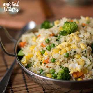 Vegetable Fried Rice Side Dish Recipes