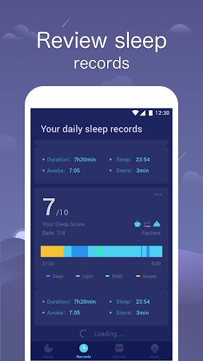 Sleep Monitor screenshot 6