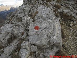 Photo: IMG_4472 il simbolo che accompagna la Cresta dei Monzoni