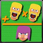 Calculator for Clash icon