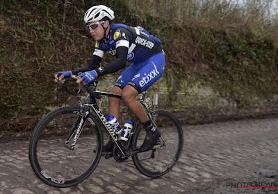 Rodrigo Contreras keert terug naar WorldTour-niveau
