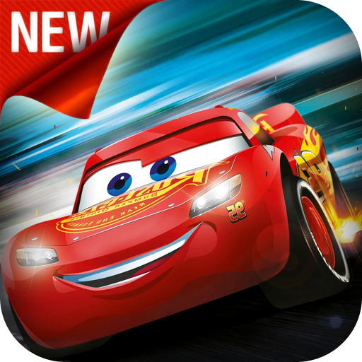 Lightning Mcqueen Racing Turbo