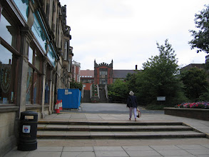 Photo: Steps To Student Union