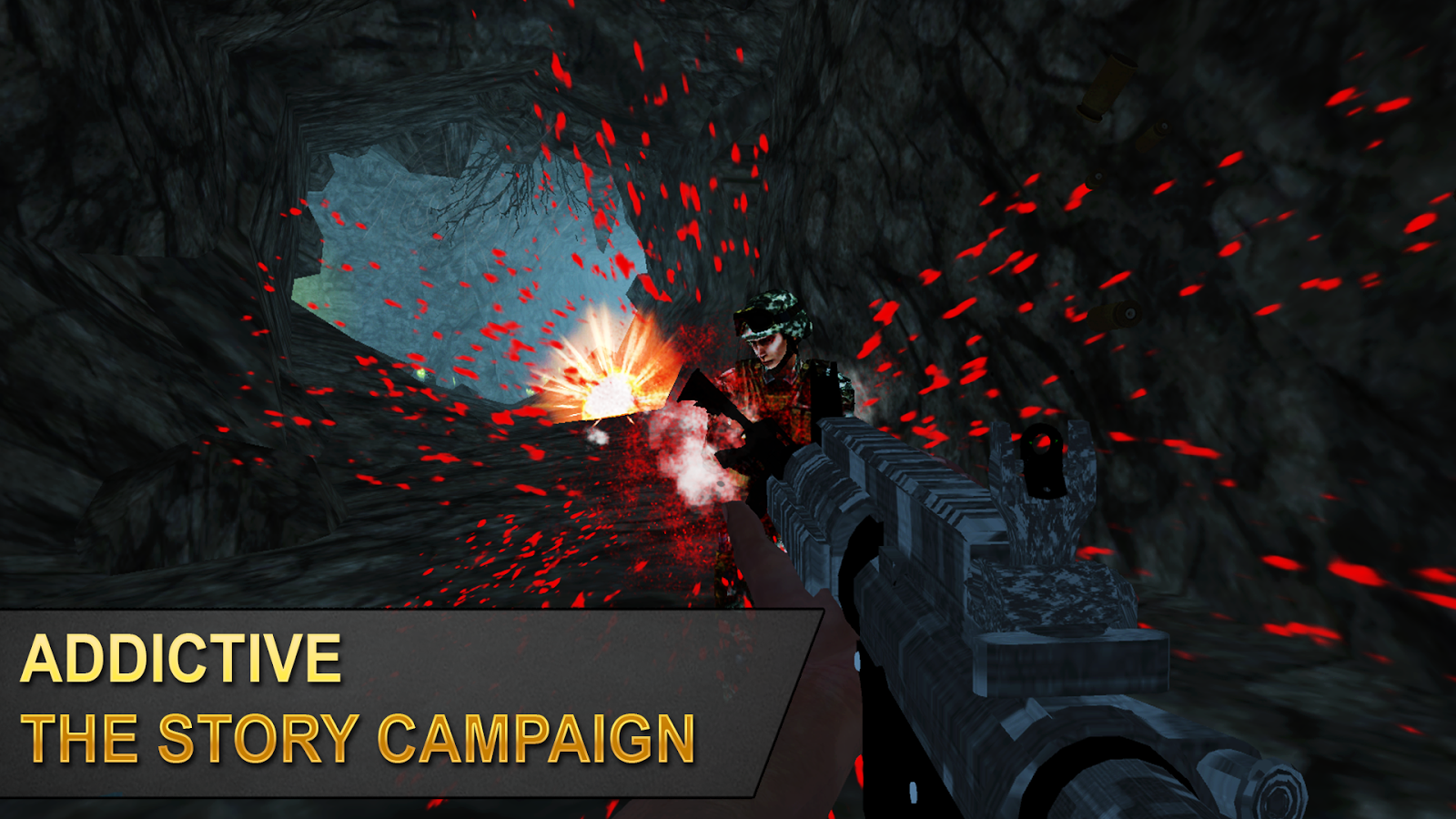 Second Warfare HD - screenshot