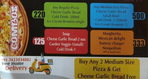 Pizza Studio menu 4