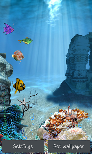Aquarium LiveWallpaper