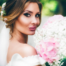 Wedding photographer Irina Vanyushkina (irisphoto1992). Photo of 22.08.2016