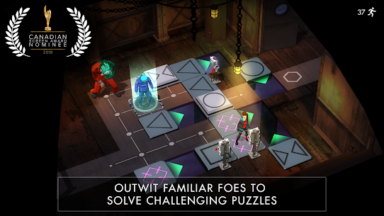 Orphan Black: The Game Apk Download For Android and Iphone 4