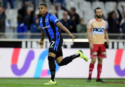 Arnaut Danjuma verbaast bij Club Brugge ook voormalig opponent Hervé Matthys