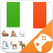 App Italian Learning Game: Word Game, Vocabulary Game APK for Windows Phone