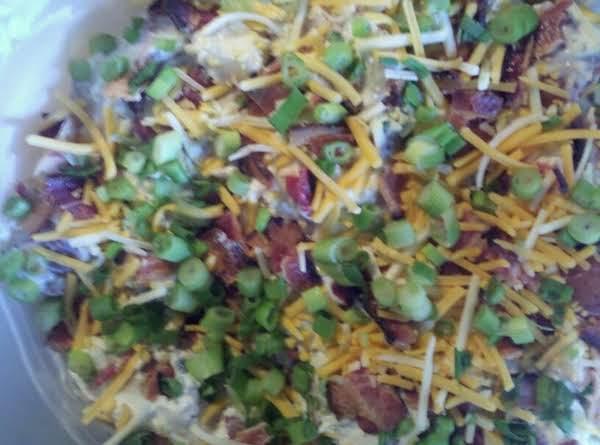Chris' Loaded Baked Potato Salad