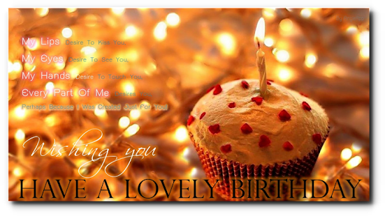 Birthday Greeting Cards to you. Birthday Quotes- screenshot thumbnail