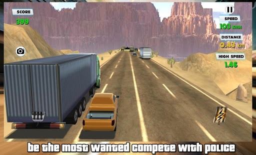 Traffic Highway City Racer- screenshot thumbnail