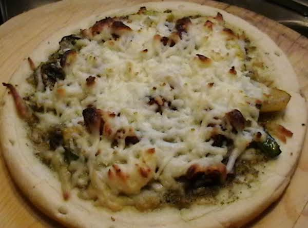 Yummy Summer Veggie Pizza!