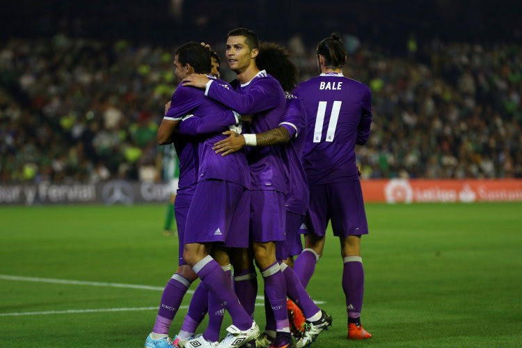 Ook sterren van Real Madrid halen zwaar uit: Ronaldo en Benzema scoren, Isco is verrassend genoeg dé uitblinker tegen Musonda en co