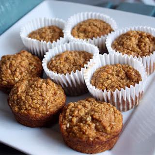 Pumpkin Breakfast Muffins.