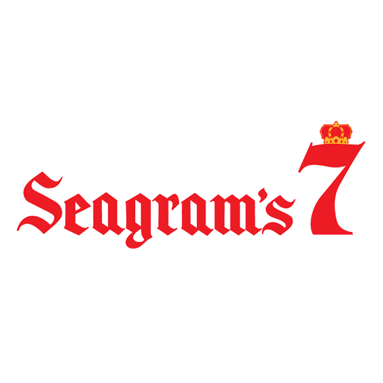 Logo for Seagram's Seven