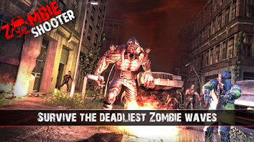 Screenshot of Zombie Shooter 3D