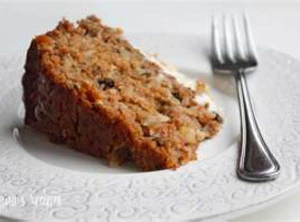 Tea Room Carrot Cake Recipe