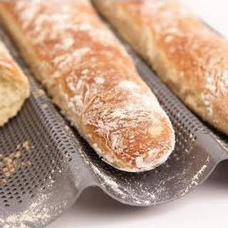 Homemade Baguette.