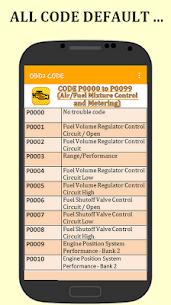 OBD2 Codes Check Engine 2