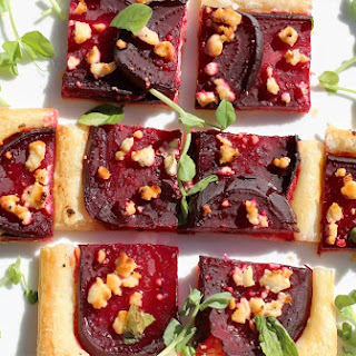 Beet Goat Cheese Appetizer Recipes.