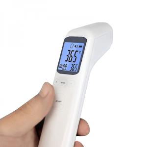 Termometru frontal noncontact + Aparat Pulsoximetru