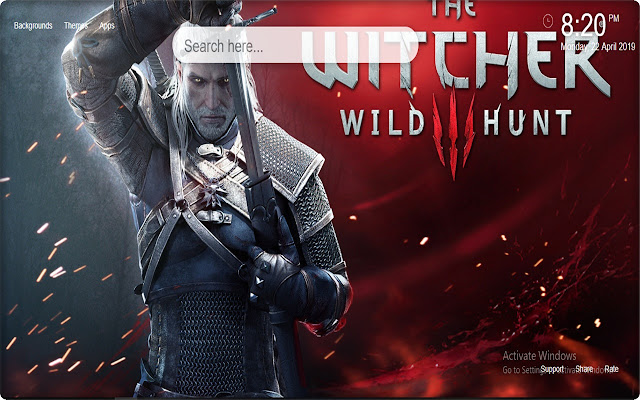 Witcher 3 Wallpaper Hd New Tab